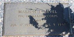 Marion Edward Bevel