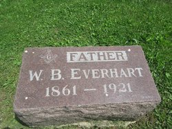 "William Burlington ""W.B."" Everhart"