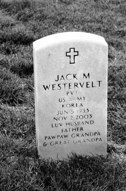 Jack Miron Westervelt