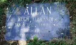 Hugh Alexander Allan