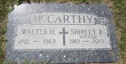 Shirley Roma <I>Morrish</I> McCarthy