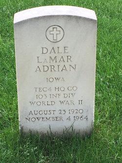 Dale Lamar Adrian