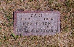 Mrs Beda Olson