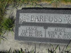 Grace Stucki/Barfuss
