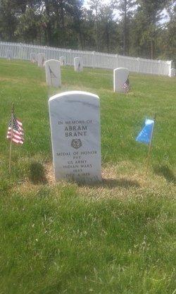 Pvt Abram B. Brant