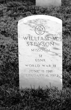 William W Stevson