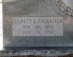 Everett Eugene Faulkner