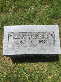 "Alonzo A ""Lon"" Van Hyning"