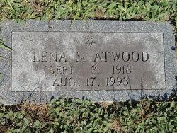 Lena May <I>Sweetser</I> Atwood