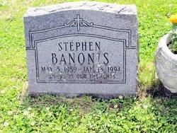 Stephen Banonis