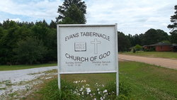 Evans Tabernacle Church of God Cemetery