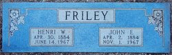 John E Friley