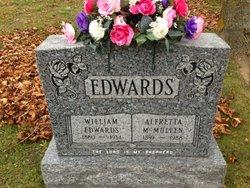 Alfretta <I>McMullen</I> Edwards