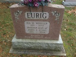 John A Eurig