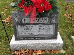 Clifford W Flanagan