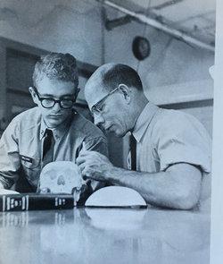 "Dr Isaac Stevens Halstead ""Ted"" Metcalf"