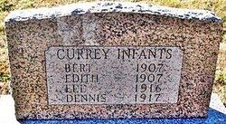 Bert Currey