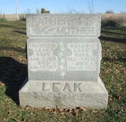 Francis W Leak