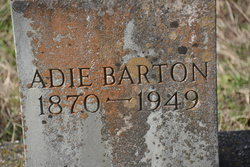 "Malinda Adalaid ""Addie"" <I>Collins</I> Barton"
