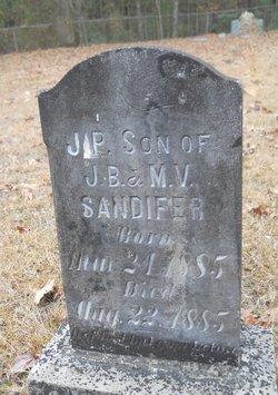 J. P. Sandifer