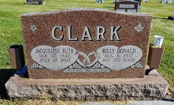 Billy Donald Clark