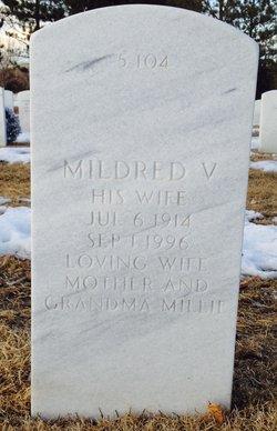 Mildred V. <I>Calhoun</I> Ferris
