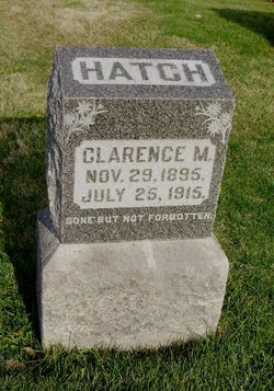 Clarence M. Hatch