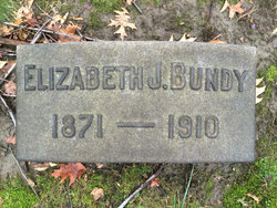 Elizabeth <I>Jenness</I> Bundy