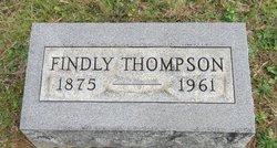 Wearthy Finley Thompson