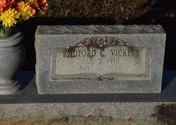 Radford C Vickers