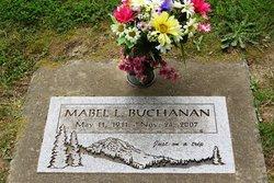 Mabel L. Buchanan