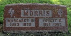 Margaret Rose <I>O'Brien</I> Morris