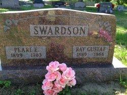 Pearl Elizabeth <I>O'Brien</I> Swardson