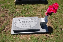 Hazel J. <I>Adam</I> Beach