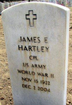 James E Hartley
