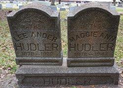 """Louis Ander """"Lee"""" Hudler"""