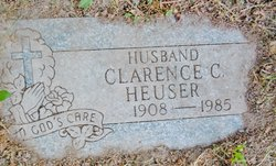 Clarence C Heuser