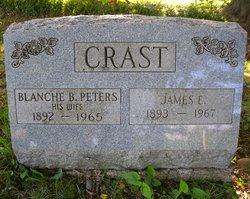 Blanche B. <I>Peters</I> Crast