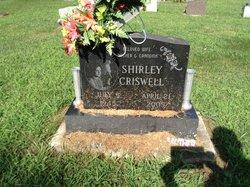 Shirley <I>Risner</I> Criswell