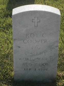 Roy C Cooper