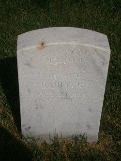 Ruby K Crumpley
