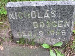 Nicholas Bossen