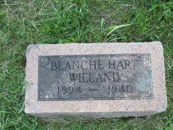 Blanche <I>Hart</I> Wieland