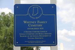 Whitney Family Cemetery