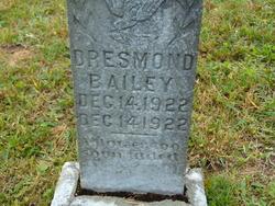 Dresmond Bailey