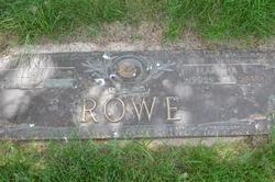 Martha E. <I>Gray</I> Rowe