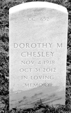 Dorothy Margaret <I>Nation</I> Chesley