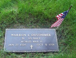 Warren L Dusthimer