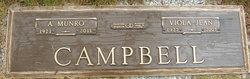 Albert Munro Campbell
