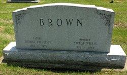 Thomas Frederick Brown